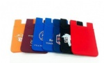 Silicone phone wallet / smart wallet
