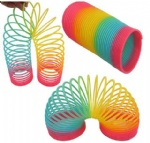 Magic Rainbow Circle / Rainbow Circle Spring Toys