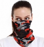 Face shield bandanna / Tube bandanna